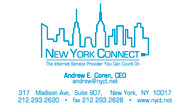NYCT Business Card