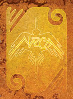 Nazca card back