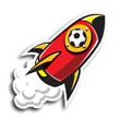 Soccer Rockets logo